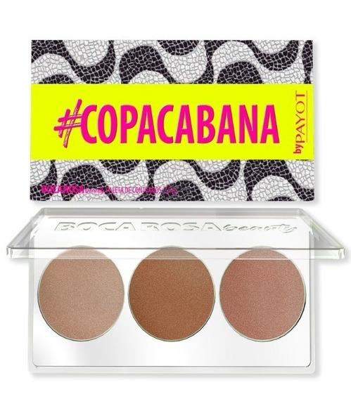 Paleta Contorno Boca Rosa Beauty # Copacabana Payot