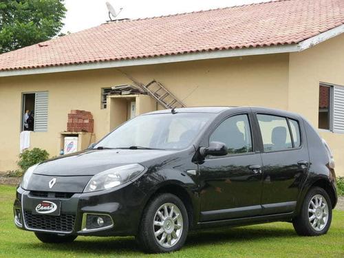 Imagem 1 de 15 de Renault Sandero Privilege Hi-flex 1.6 16v 5p Aut/ 1 Ano