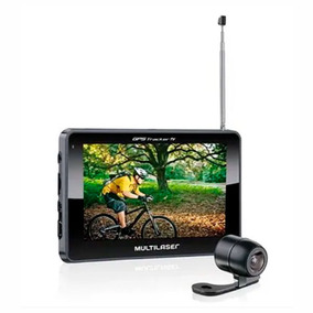 Gps Lcd 7 Pol. Touch Tv Digital Fm Camera Re Avin - Gp039