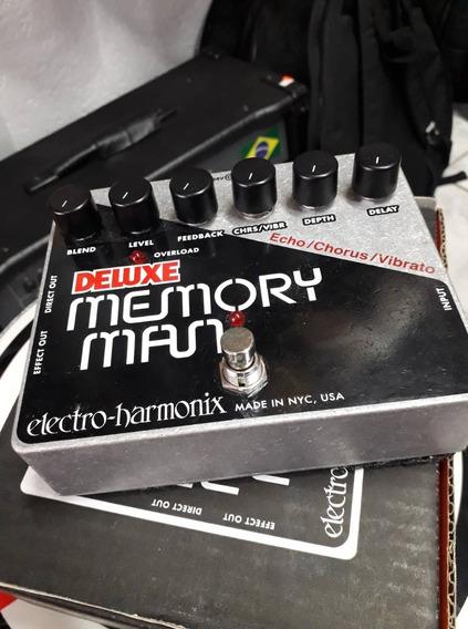 Pedal Electro Harmonix Deluxe Memory Man-maismusika
