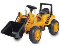 Tractor Electrico Tr1605 Amarillo