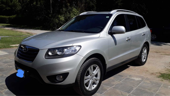 Hyundai Santa Fe 2.4 Gls Premium 7as 6at 4wd 2010