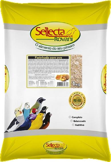 Sellecta Farinhada Com Ovo - 1 Kg