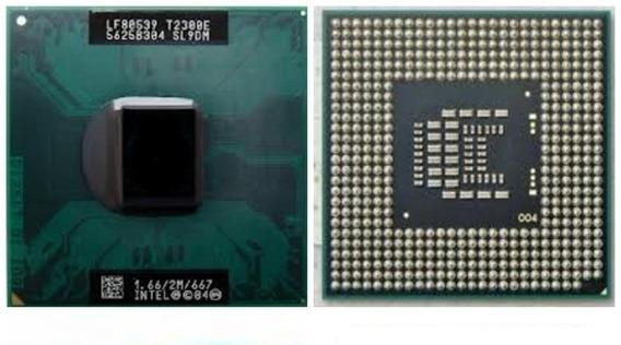 Processador Intel Core Duo T2300e 1.66ghz 2m 667 Sl9dm