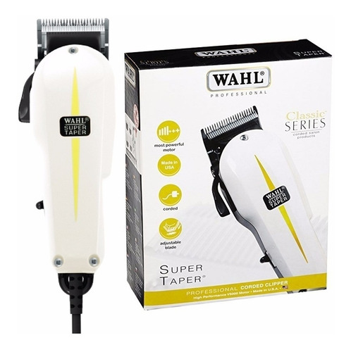 Maquina Wahl Super Taper Profesional Made In Usa