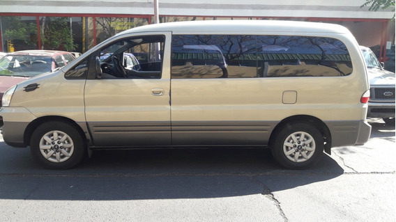 Hyundai H1 Vans Diesel 2007 Full. Financiacion Y Cuotas En $
