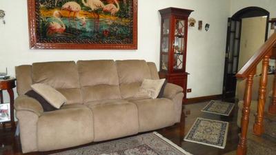 Sobrado Com 3 Dormitórios À Venda, 135 M² Por R$ 950.000 - Anália Franco - São Paulo/sp - So14589