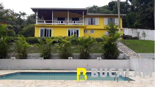 Imagem 1 de 11 de Casa Para Venda Em Condomínio Vale Do Loire-itapecerica Da Serra - 4348-r