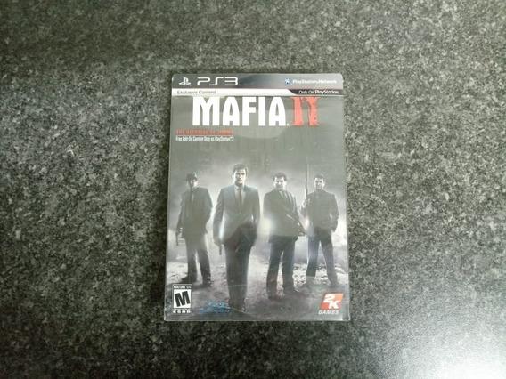Mafia 2 Edição De Colecionador Ps3