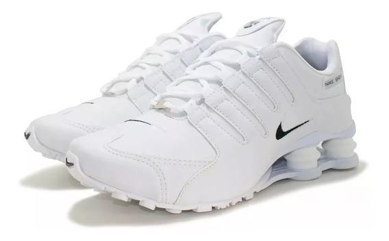 Tenis Nike Shox Nz 4 Molas Tenis Nike Original Frete Incluso