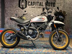Capital Moto México Ducati Scrambler Desert Sled