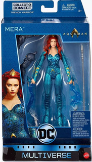 Mera Dc Multiverse Trench Warrior Kings Armor Aquaman