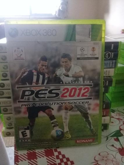 Pes 2012 Xbox360 Em Espanhol