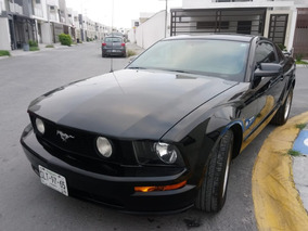 Ford Mustang 4.6 Gt Euipado Piel At 2006