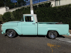 Ford F100 Twin Beam 1971 V8 Rat