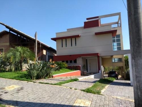 Imagem 1 de 20 de Casa À Venda No Condomínio Aruã - V2214 - 32496217