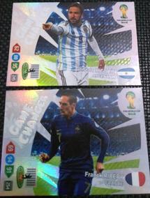 2 Cards Game Changer Da Copa 2014