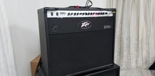 Peavey 6505+ 112 60w 1x12 Con Valvulas Mesa Boogie