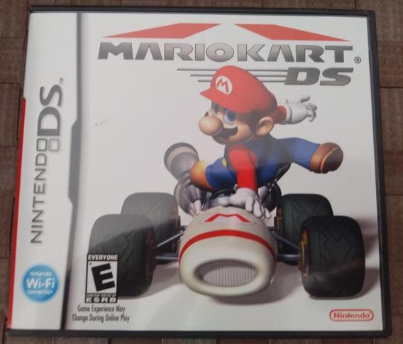Nintendo Game Ds Mario Kart Original 3ds 2ds Americano