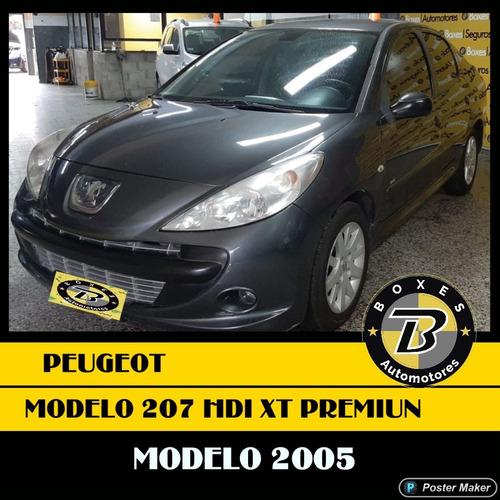Peugeot 207 Compact Xt Premiun Hdi