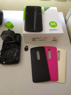 Celular Moto X Play 32gb 2gb Ram Usado