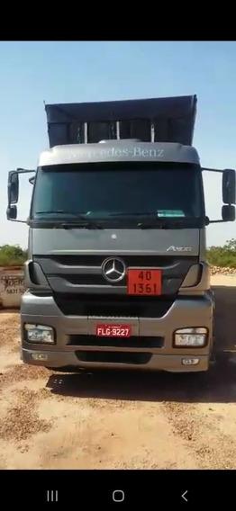 Mercedes-benz Axor 2544 Automática * Somente Cavalo