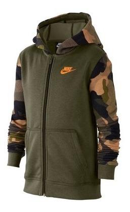 Sudadera Nike Sportswear Bv4496-222 (niño) Original