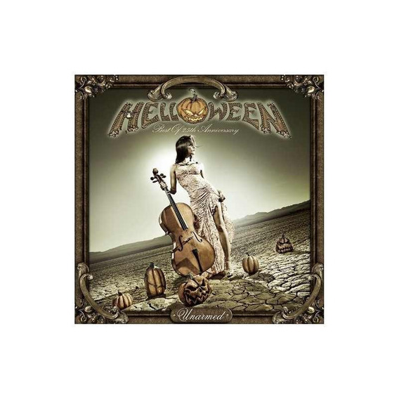 Helloween Unarmed: Best Of 25th Anniversary Usa Import Cd