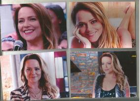 Vivianne Pasmanter - Lote De 8 Fotos 14 X 10