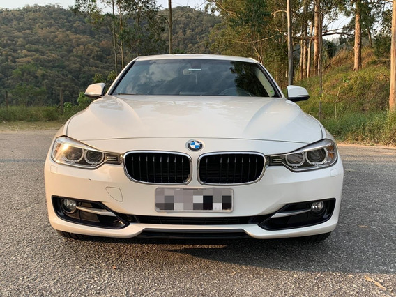 Bmw 320i 2.0 Gp Turbo Gasolina 2014