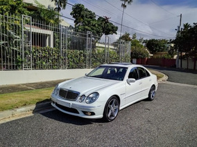 Mercedes Benz Clase E 55 Amg