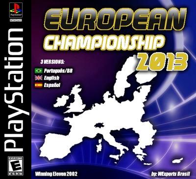 Winning Eleven European Championship - Playstation 1 - Psx