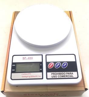 Balanza De Cocina Para Ingradientes De 1 Gramo A 10 Kilos