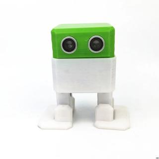 Kit P/ Armar Robot Otto Diy Completo Baila Control Arduino