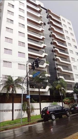 Apartamento Residencial À Venda, Edifício Cidade Jardim , Piracicaba. - Ap0547