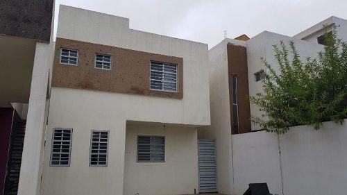Casa En Renta Fracc. Bello Amanecer, Guadalupe N.l. (30-cr-889 Sil)