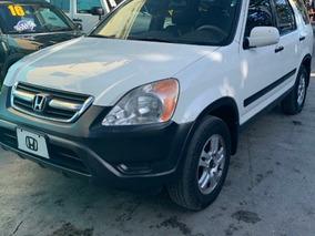 Honda Cr-v 4x4 Full Nueva