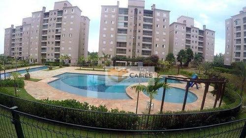 Imagem 1 de 30 de Apartamento Com 3 Dormitórios À Venda, 113 M² Por R$ 591.000,00 - Jardim São Vicente - Campinas/sp - Ap4842