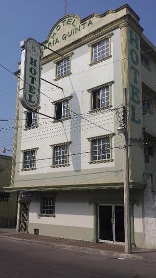 Venta De Hotel En Tampico Col.tampico Centro, Quinta María