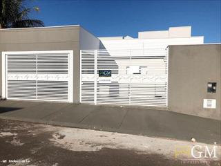 Casa Para Venda Em Presidente Prudente, Ouro Verde, 2 Dormitórios, 1 Suíte, 2 Banheiros, 2 Vagas - Cb0016_2-906054