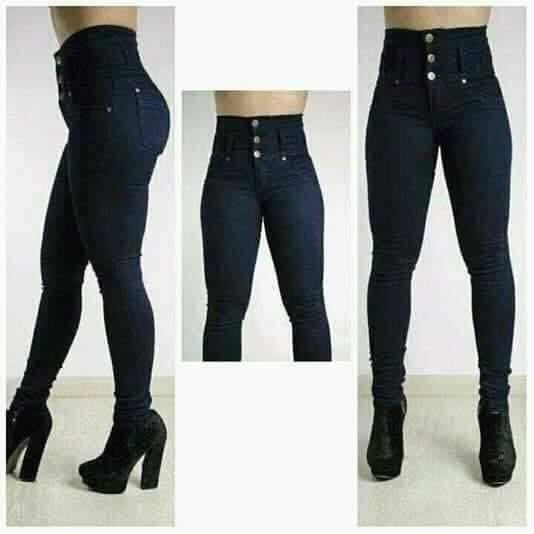 Jeans Elastizados, Cintura Alta!¿¿