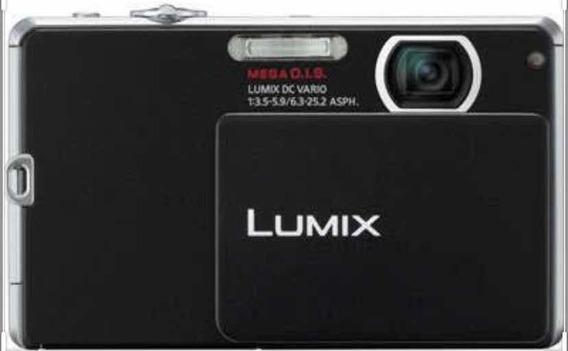 Câmera Digital Panasonic Lumix Dmc-fp1 12.1 Mp Zoom Ótico 4x