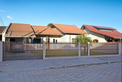Casa Com 3 Dormitórios À Venda, 150 M² Por R$ 550.000 - Passo Manso - Blumenau/sc - Ca1085