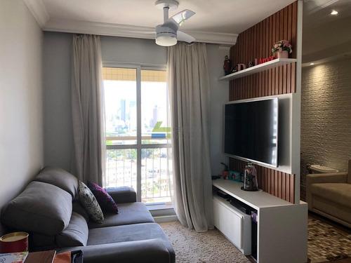 Imagem 1 de 5 de Apartamento - Cambuci - Ref: 14457 - V-872454