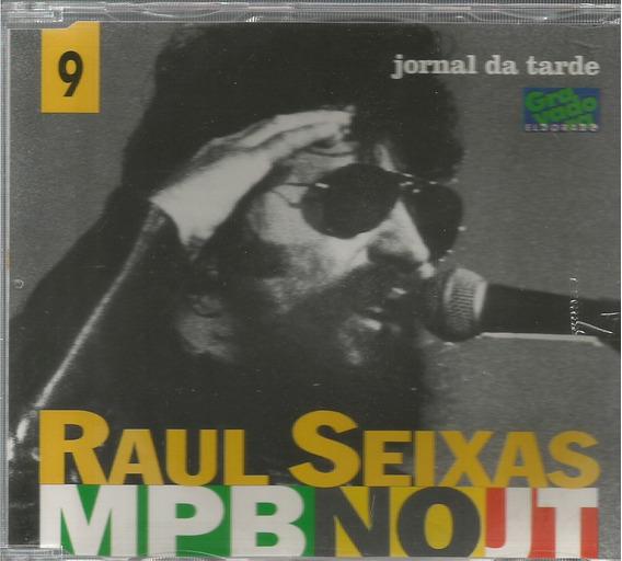 Raul Seixas - Cd Mpb No Jt - 9 - Jornal Da Tarde
