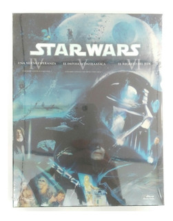 Star Wars (trilogia Secuela) Blu Ray