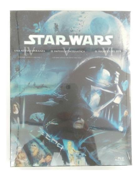Star Wars (trilogia Secuela) Blu Ray