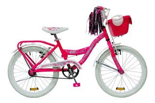 Bicicleta De Paseo Tomaselli Rodado 16 Nena 86-584
