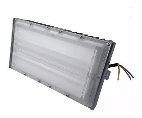 Kit 2 Refletores Industrial 100w Ip68 10.000 Lumens Bivot