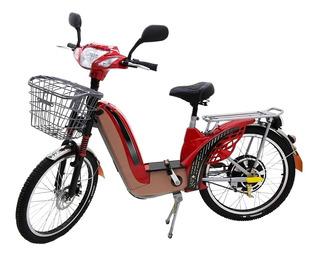 Bicicleta Elétrica Motorizada Biciclete